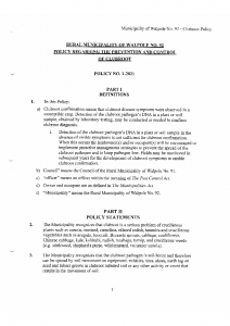 Policy-No.01-2021-Clubroot-Policy